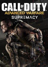 Okładka Call of Duty: Advanced Warfare - Supremacy (PS3)