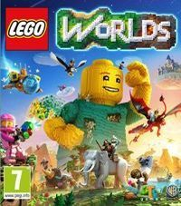 Okładka LEGO Worlds (PC)