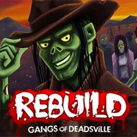 Game Box for Rebuild 3: Gangs of Deadsville (PC)