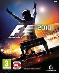 Okładka F1 2010 (PS3)