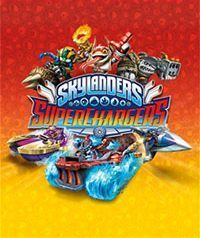Game Box for Skylanders SuperChargers (PS4)