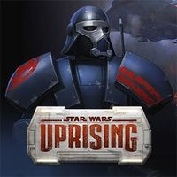 Okładka Star Wars: Uprising (AND)