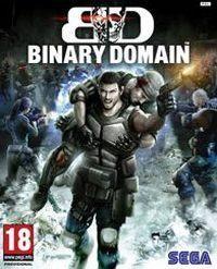 Okładka Binary Domain (PC)