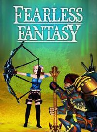 Game Box for Fearless Fantasy (PC)