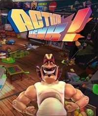 Game Box for Action Henk (PC)