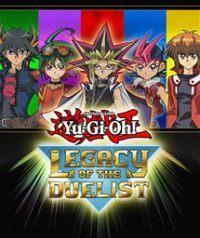 Okładka Yu-Gi-Oh! Legacy of the Duelist (XONE)