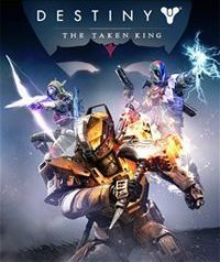 Okładka Destiny: The Taken King (X360)