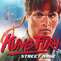 Okładka Kung Fury: Street Rage (PSV)