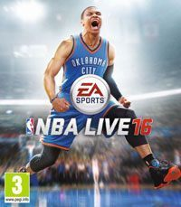 NBA LIVE 16 cover
