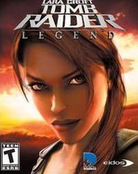 Game Box for Tomb Raider: Legend (PC)