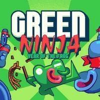 Okładka Green Ninja: Year of the Frog (iOS)