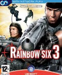 Okładka Tom Clancy's Rainbow Six 3 (XBOX)