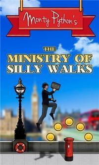Okładka Monty Python's The Ministry of Silly Walks (iOS)