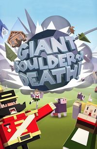 Okładka Giant Boulder of Death (iOS)