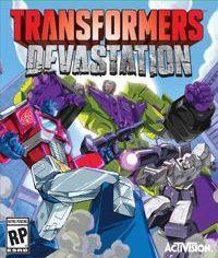 Okładka Transformers: Devastation (PC)