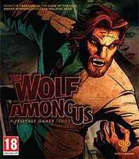 Game Box for The Wolf Among Us: A Telltale Games Series - Season 1 (PC)