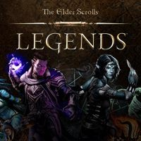 Game Box for The Elder Scrolls: Legends (PC)