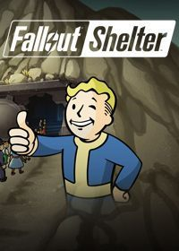 Okładka Fallout Shelter (PC)