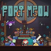 Fort Meow (PC cover