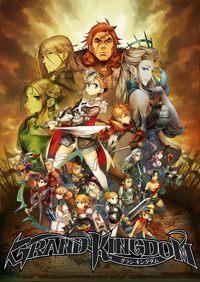 Okładka Grand Kingdom (PS4)
