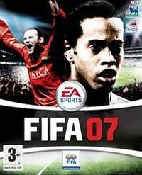 Game Box for FIFA 07 (PC)