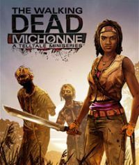 Game Box for The Walking Dead: Michonne - A Telltale Games Mini-Series (AND)