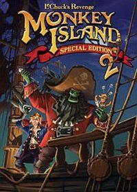 Okładka Monkey Island 2 Special Edition: LeChuck's Revenge (PC)