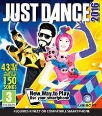 Okładka Just Dance 2016 (X360)