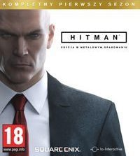 Game Box for Hitman (PC)