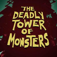 Game Box for The Deadly Tower of Monsters (PC)