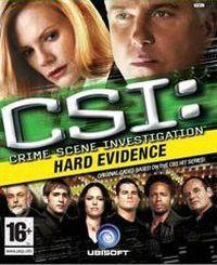 Game Box for CSI: Crime Scene Investigation: Hard Evidence (PC)
