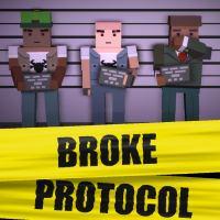 Okładka Broke Protocol (PC)