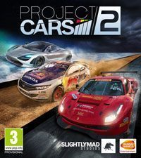 Okładka Project CARS 2 (PC)