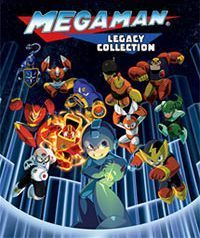 Game Box for Mega Man Legacy Collection (PC)