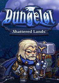 Game Box for Dungelot: Shattered Lands (PC)