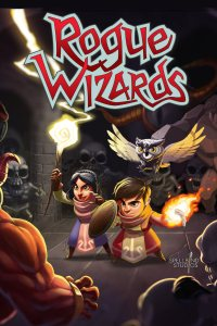 Rogue Wizards (XONE cover