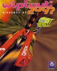 Okładka WipEout 2097 (PS1)