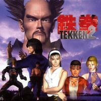 Game Box for Tekken 2 (PS3)