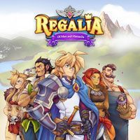 Okładka Regalia: Of Men and Monarchs (PC)