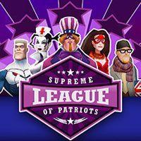 Okładka Supreme League of Patriots (iOS)