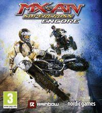 Okładka MX vs. ATV Supercross Encore (PS4)