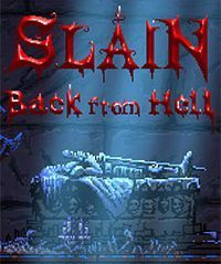 Game Box for Slain: Back From Hell (PC)