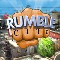 Okładka Rumble City (AND)