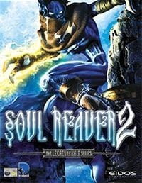 Game Box for Legacy of Kain: Soul Reaver 2 (PC)