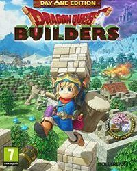 Game Box for Dragon Quest Builders (PS3)