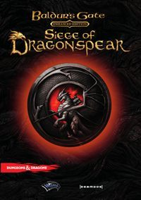 Okładka Baldur's Gate: Siege of Dragonspear (PC)