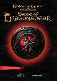 Baldur's Gate: Siege of Dragonspear (Switch cover