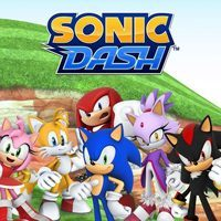 Game Box for Sonic Dash (PC)