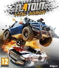 Game Box for FlatOut 4: Total Insanity (PC)