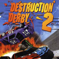 Okładka Destruction Derby 2 (PS1)